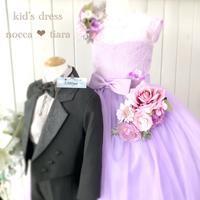 kidsイベント 試着・撮影用ドレス 続々到着❣️ - ドレスショップ ローブドマリエ スタッフ日記