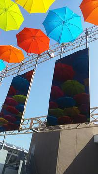 マツダスタジアム 傘祭り - 極私的本棚