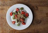 そら豆サラダ - Nasukon Pantry