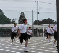 長生中学校の体育祭 - ながいきむら議員のつぶやき(日本共産党長生村議員団ブログ)