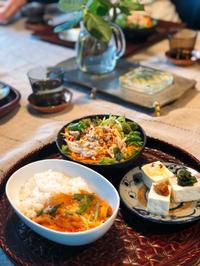 春の料理教室メインは「ルーいらずの手作りカレー」 - Coucou a table!      クク アターブル!