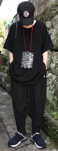 真夏BLACK - メンズファッション塾-ネクステージ-