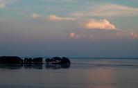 湖北の夕景 - 心のままに