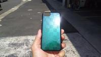 iPhoneケースをマジョーラに塗装! - フレンドモータースの日記