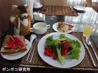 ネピドウでの食事と壺ヨーグルト - ポンポコ研究所