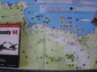 ノルマンディ特集ならコレは欠かせないだろうと...〈GMT〉Normandy '44 リプリント (GMT)ノルマンディ'44 リプリント - YSGA(横浜シミュレーションゲーム協会) 例会報告