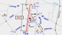 国分寺3・2・8号府中所沢線(新府中街道)進捗状況2018.5 - 俺の居場所2(旧)