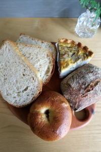 まちのパーラー - KuriSalo 天然酵母ちいさなパン教室と日々の暮らしの事