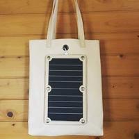 つくらし特製ソーラーバッグ - つくらし=つくる×くらし