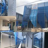 S様邸外壁タイル工事完了 - クレバリーホーム可児店 スタッフブログ