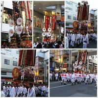 熊本復興支援 戸畑大山笠祭り - SHOW 伯
