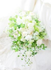新郎新婦様からのメール ルアール東郷の花嫁様より こんな贅沢を - 一会 ウエディングの花