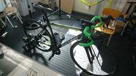 オフロードバイクのトレーニングとしてのロードレーサー・・・。 - 仮想行