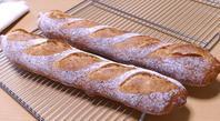 バゲット&週末あれこれ - ~あこパン日記~さあパンを焼きましょう