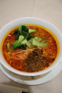 四川飯店の担々麺 ザ スタンダード - ちゅらかじとがちまやぁ