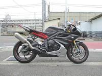 S田サン号 デイトナ675Rのタイヤ交換+メンテなどで3発ばっかり・・・(*^_^*) (Part1) - バイクパーツ買取・販売&バイクバッテリーのフロントロウ!