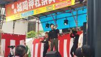 城岡神社のお祭り! - 寿司拉麺【ラーメン】≪寿司油麺≫