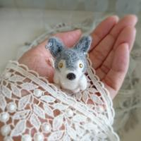 「雨粒」 - Aki  ~羊毛のオオカミたち~