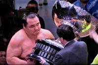 大相撲夏場所横綱鶴竜が優勝、おめでとう・・・関脇栃ノ心大関昇進決定おめでとう、頑張る大相撲が面白い - 藤田八束の日記
