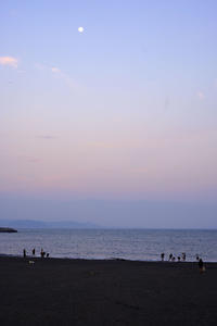 江ノ島夕景 - 一人の読者との対話