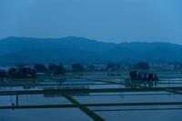 日の出の頃 - 京の彩紋様++