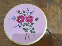 週末はフォークアートレッスン♪ - coco diary 山口県 お花と絵と楽しいティータイム