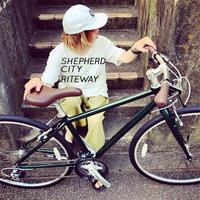 RITEWAY シェファードシティ NEW MODEL『 SHEPHERD CITY 』ライトウェイ シェファード パスチャー スタイルス クロスバイク 自転車女子 おしゃれ自転車 自転車ガール - サイクルショップ『リピト・イシュタール』 スタッフのあれこれそれ