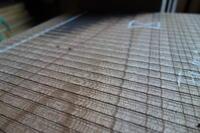 古材差し鴨居再利用帯鋸目 - SOLiD「無垢材セレクトカタログ」/ 材木店・製材所 新発田屋(シバタヤ)