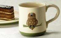 父の日プレゼント!サラさんのマグカップ大人気シマフクロウ! - ブルーベルの森-ブログ-英国カントリーサイドのライフスタイルをつたえる