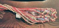 麻紐編みのペットボトルホルダー - うまこの天袋