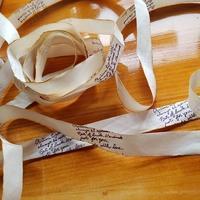 紙テープの色々 - 風にしっぽが揺れるから -fuwari-