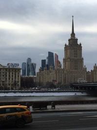 「スパシーバ」だけで旅するモスクワ <モスクワシティに行こう> - Малый МИР〔マールイ・ミール〕