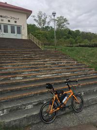 【P-20R】今季初手稲山 〜年々、遅い(by NHK)〜 - 札幌の自転車乗りKAZ ビボーログ(備忘録)