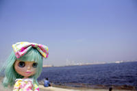 ユーフォーさん地球の海を見る の巻 - T's Photo Diary3(Grass Field*)