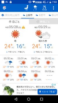 20180528 【季節】涼しい - 杉本敏宏のつれづれなるままに