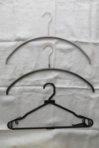ハンガーを使い分ける - ひまづくり日記(50歳からの暮らしのヒント)