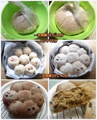 全粒粉100%ちぎりパン - ■■ Ainame60 たまたま日記 ■■