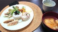 6月24日(日)池上編み物カフェのご案内 - 空色テーブル  編み物レッスン