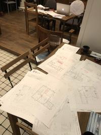 設計打ち合わせ - 佐々木善樹建築研究室・・・日々のコト・・・