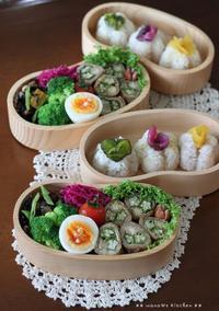 ベビーコーンとオクラと肉巻き ✿ 豚丼(๑¯﹃¯๑)♪ - **  mana's Kitchen **