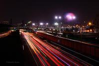 カラフルな夜 - 僕と埠頭と工場で