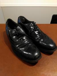 靴を高級に見せる方法「高見えするシューケア」・第二回「ビスポーク風に見せる」 - Shoe Care & Shoe Order 「FANS.浅草本店」M.Mowbray Shop