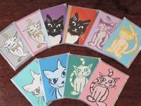 再入荷~Norikoさんのお薬手帳カバー~ - 湘南藤沢 猫ものの店と小さなギャラリー  山猫屋