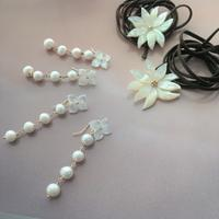 "Shell & Mother of Pearl - Fmizushina Accessories ""everyday fun with accessories"""