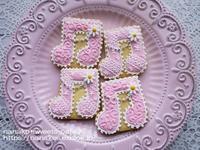 音符のアイシングクッキー - nanako*sweets-cafe♪