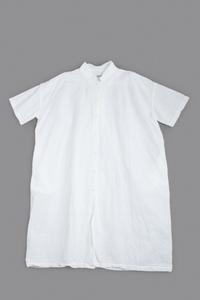 jujudhau SHIRTS DRESS (L/C WHITE) - un.regard.moderne