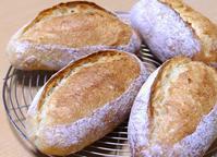 クッペ&そば粉入りのパン - ~あこパン日記~さあパンを焼きましょう