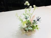 アンティーク缶アレンジ☆ - Flower Days ~yucco*のフラワーレッスン&プリザーブドフラワー~