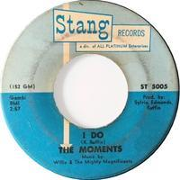 The Moments ‎– I Do / Pocketful Of Heartbreak - まわるよレコード ACE WAX COLLECTORS