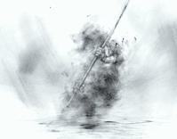 《暦水無月六月》 - 画室『游』 croquis・drawing・dessin・sketch